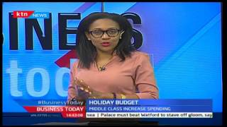 KTN Business Today - Holiday Budget with Caro Kimutai and Joy Doreen Biira 20/12/2016