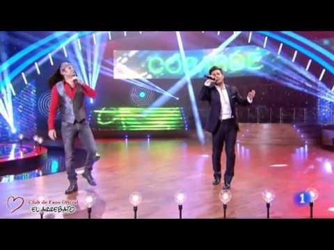 El Arrebato y David Bustamante - Cobarde en Especial VIVIR TVE