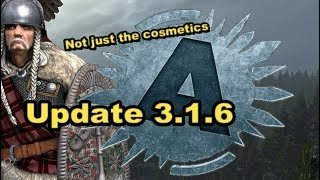 Total War ARENA: Update 3.1.6