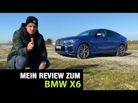2020 BMW X6 M50i (530 PS) 🏔 SUV-Coupé Fahrbericht | FULL Review | POV | Test-Drive | Details 🏁.