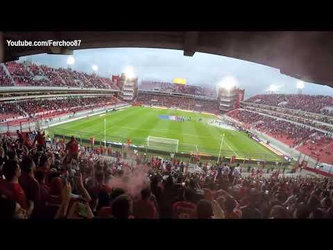 """""""INDEPENDIENTE 1 - 1 GIMNASIA - 2021 - LA HINCHADA"""" Barra: La Barra del Rojo • Club: Independiente • País: Argentina"""