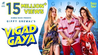 VIGAD GAYA SONG LYRICS GIPPY GREWAL