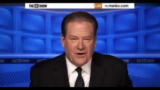 Ed Schultz Obliterates Obama On The TPP