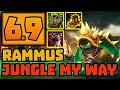 6 9 Rammus Jungle My Way Rollin