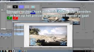 Sony vegas Tutorial Dutch NL Hd pvr youtube render settings