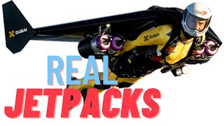 Best Jetpacks in 2021 (with brief history of when they were invented)
