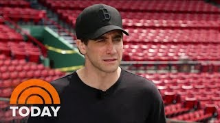 Jake Gyllenhaal On Playing Boston Marathon Bombing Survivor Jeff Bauman | TODAY