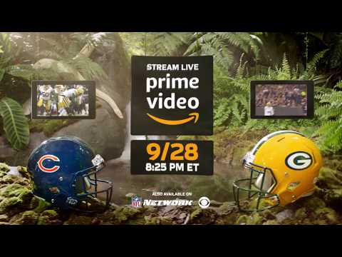 NFL Commercial for Amazon Prime Video (2017 - present) (Television Commercial)