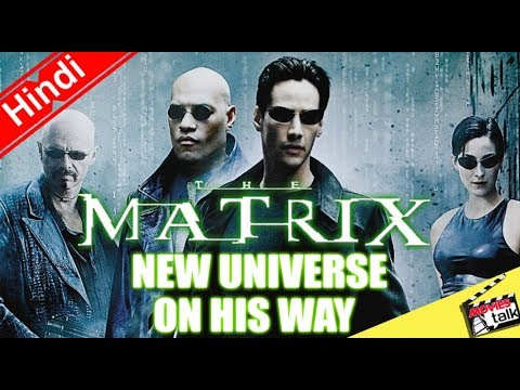 The Matrix Cinematic Universe Plans [Explained In Hindi]
