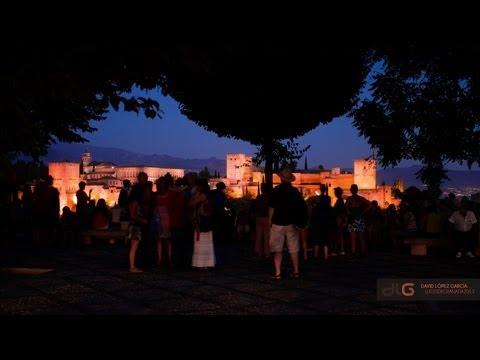 Granada Şehir Turu