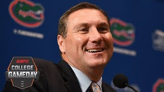 Dan Mullen is excited to be back in Gainesville   College GameDay   ESPN