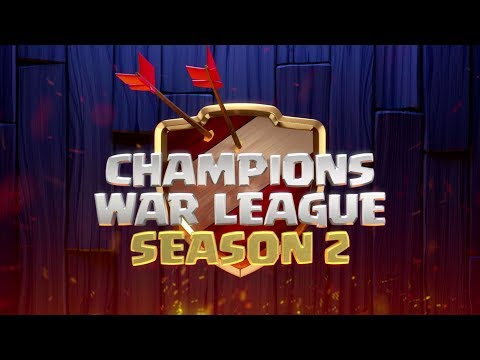 Clash of Clans - Champions War League Season 2 - Finals Recap