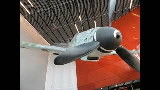 Why was the BF109K faster than the P51D? MW 50!