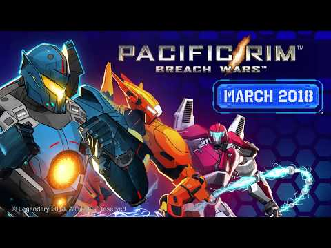 Vídeo do Pacific Rim Breach Wars - Robot Puzzle Action RPG