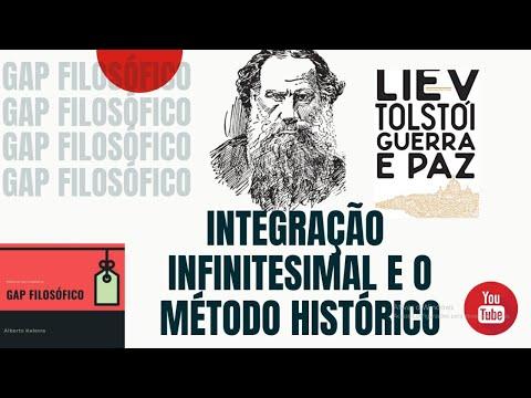 Liev Tolstói - Integração infinitesimal como crítica ao método histórico - Gap Filosófico
