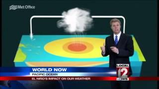 El Niño - Effect on World's Weather