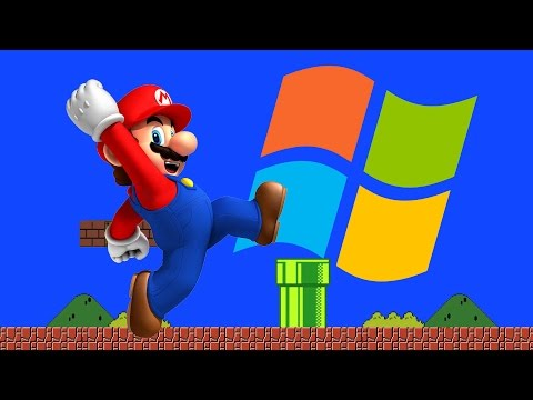 New Super Mario Bros (Wii) on PC