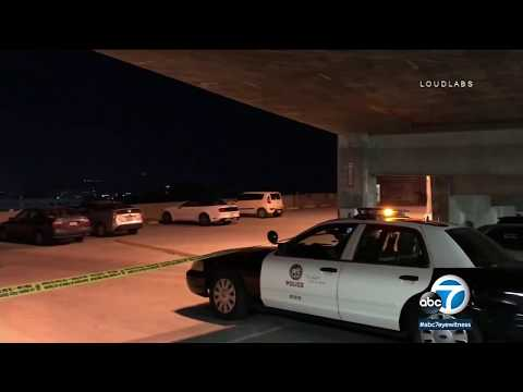 Carjacking victim killed at parking structure near MacArthur Park | ABC7