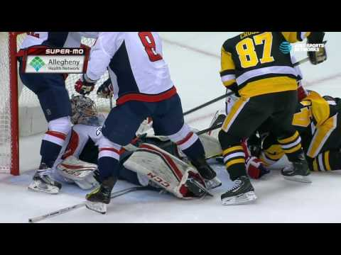 Penguins end it early in overtime scoring 15th goal of the game