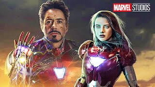 Avengers Iron Man Announcement Breakdown - Marvel Phase 4