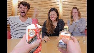 第一次尝试白酒的外国人更喜欢二锅头还是茅台?