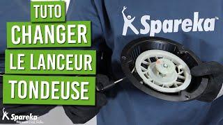 Comment changer le lanceur d\'une tondeuse