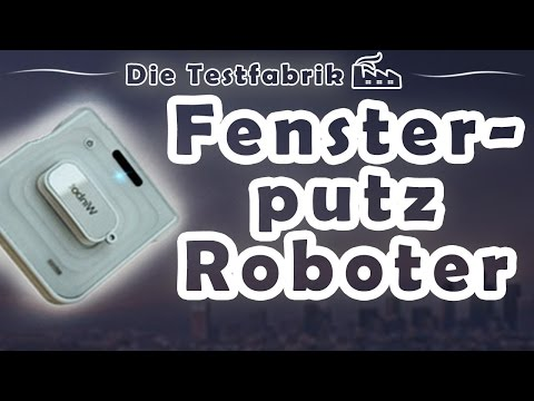 🏠 Fensterputzroboter Test – 🏆 Top 3 Fensterputzroboter im Test