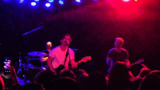 """Armor For Sleep """"Run Right Back In"""" 10 Yr  Anv& Final Tour LIVE at The Roxy - Hollywood, CA 12/13/15"""