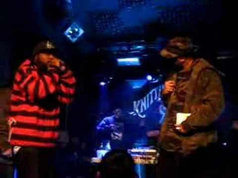 C-Rayz Walz & Bishop Live from New York's Knitting Factory