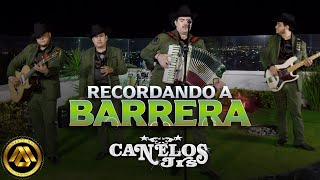 Canelos Jrs - Recordando a Barrera (Video Musical)