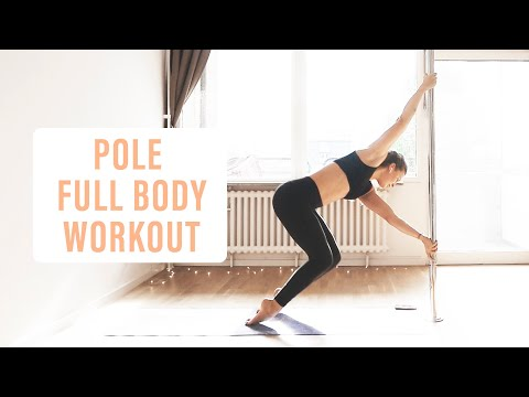 POLE STRENGTH & CONDITIONING 30 MINUTE WORKOUT