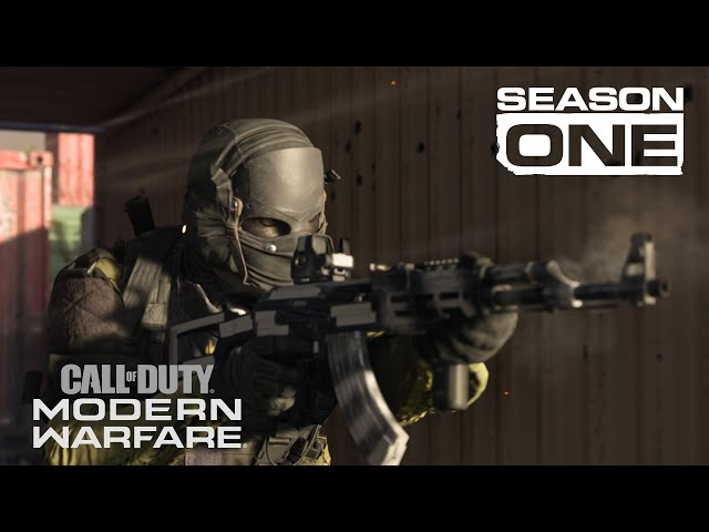 Huge Call Of Duty Modern Warfare Update Adds Two Maps A New Mode And Much More Pcgamesn