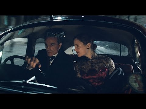PHANTOM THREAD - Tickets on Sale Now - In Select Theaters Christmas