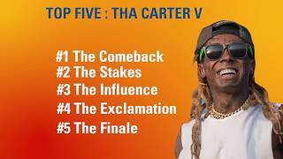 Top 5 Reasons Why Lil Wayne Tha Carter 5 Is A Must Listen | Sway's Universe