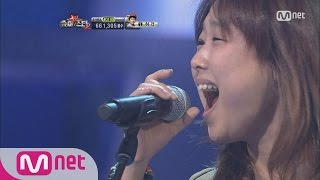 [Superstar K2] Kim Bo Kyung, Because of You (Legendary Stage)