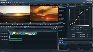 MAGIX Video Pro X – Introductory video tutorial (INT)
