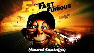 F8: The Fast and the Furious! Bubba J's Found Footage! | JEFF DUNHAM