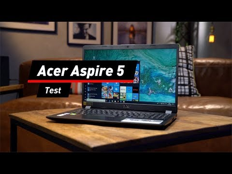 Acer Aspire 5: Budget-Notebook im Test