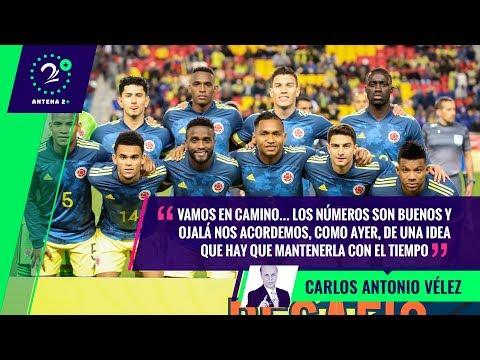 Colombia termino su preparacion acercandose y con alternativas a la nueva identidad futbolistica