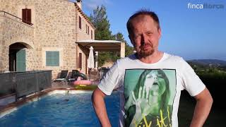 Video Martin und Familie auf der Finca Lejania