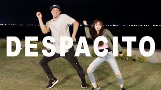 """DESPACITO"" - Luis Fonsi ft Justin Bieber Dance   @MattSteffanina ft AC Bonifacio"