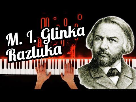 "Nocturne ""Separation"" - Mikhail Ivanovich Glinka | Sad Piano"