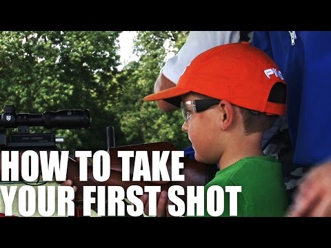 How to Take Your First Shot, with Abbey Burton