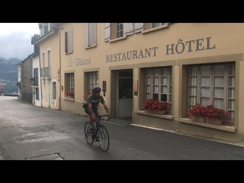 It's a Tour de France dilemma: When you've found a gem of a hotel along the race route, should you stingily keep the precious address to yourself? (July 21)