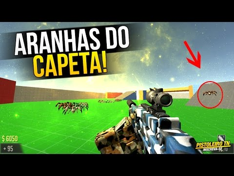 AU MODERN FPS | JOGANDO NO SURVIVAL GAME!