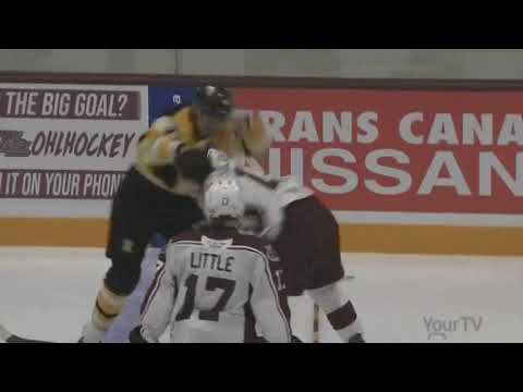 Zach Gallant vs. Lucas Peric