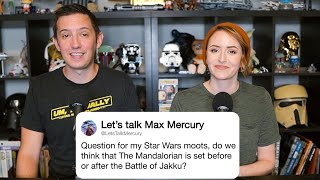 Star Wars Experts Answer More Questions From Twitter | Tech Support | WIRED