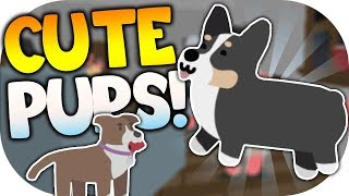 """Pet The Pup At The Party 