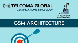 GSM architecture Training Course | What is 2G cellular network architecture