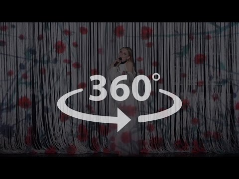 Інгрет Костенко – Ой, летіла зозуля - дивіться відео 360°
